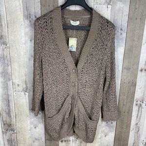 3/$25🛍️ Sonoma Women's Knit Cardigan Sweater